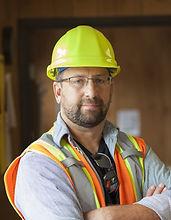 Worker mit Brille