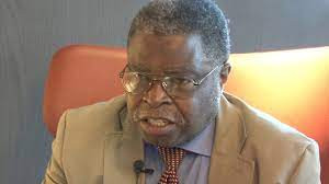 Lwabandji Lwasi Ngabo, ministre provincial de l'intérieur
