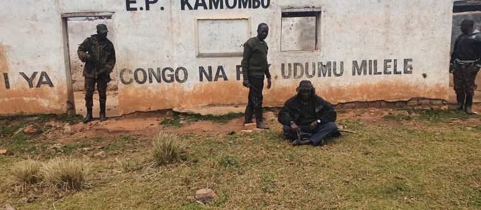 Les FARDC à Kamombo: une opération de charme et séduction déjà ratée