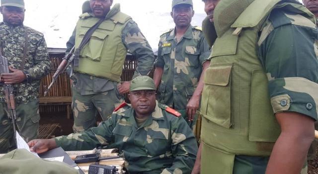 Le Général Muhima Dieudonnée