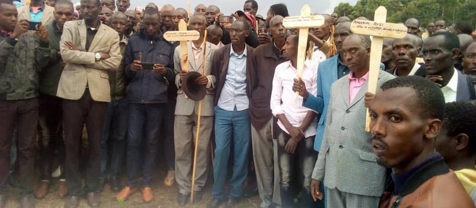 Minembwe et Beni: deux massacres, deux auteurs