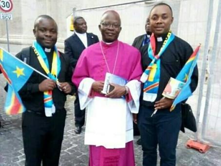 Réaction à la déclaration de Mgr. Sébastien Muyengo Mulombe , évêque du diocèse d'Uvira