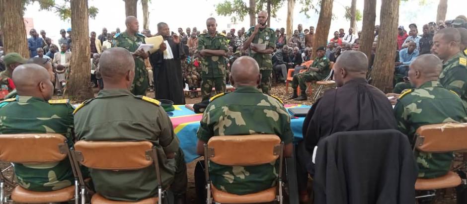 Des procès Militaires à Minembwe: Une occasion de tordre le cou aux mensonges de Kasereka