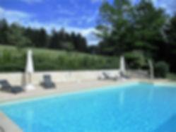 Gites Lot piscine Rocamadour