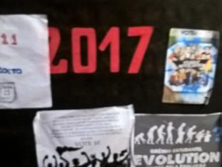 Os vídeos e imagens da campanha eleitoral 2017.