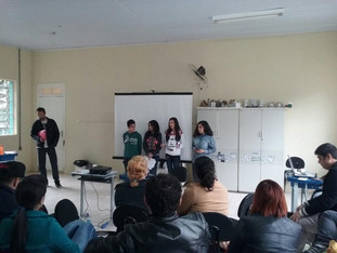 Participação do grêmio no HTPC (Maio)