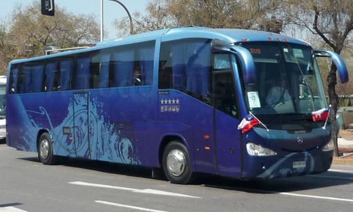 Touring Bus - Irizar