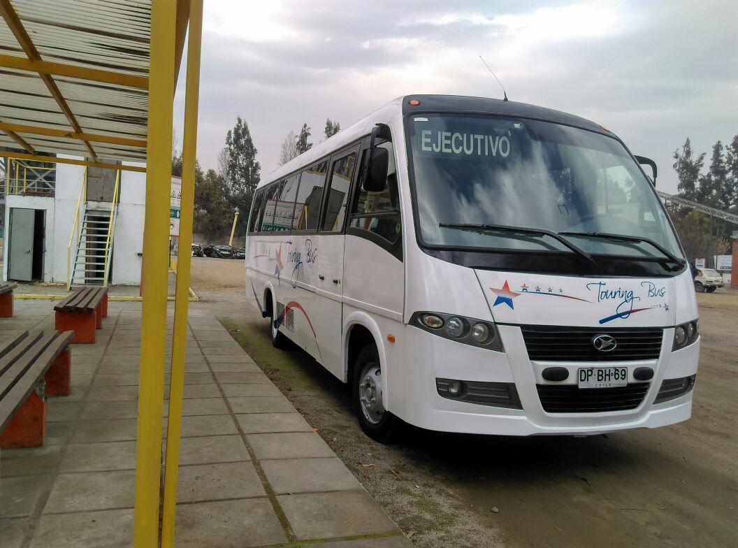 Nuevo Volare Touring Bus WA0003