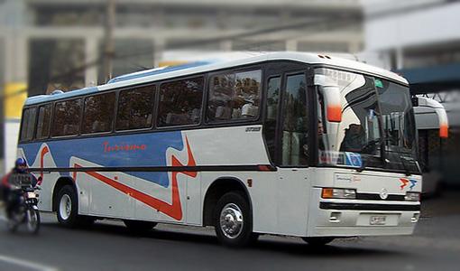 Touring Bus - Marcopolo