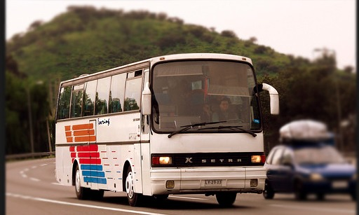 Touring Bus - Setra