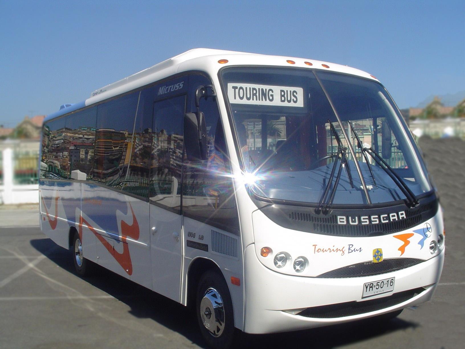 Touring Bus - Busscar