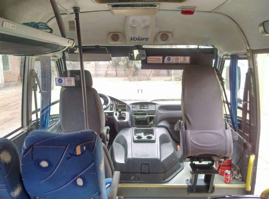 Nuevo Volare Touring Bus WA0000