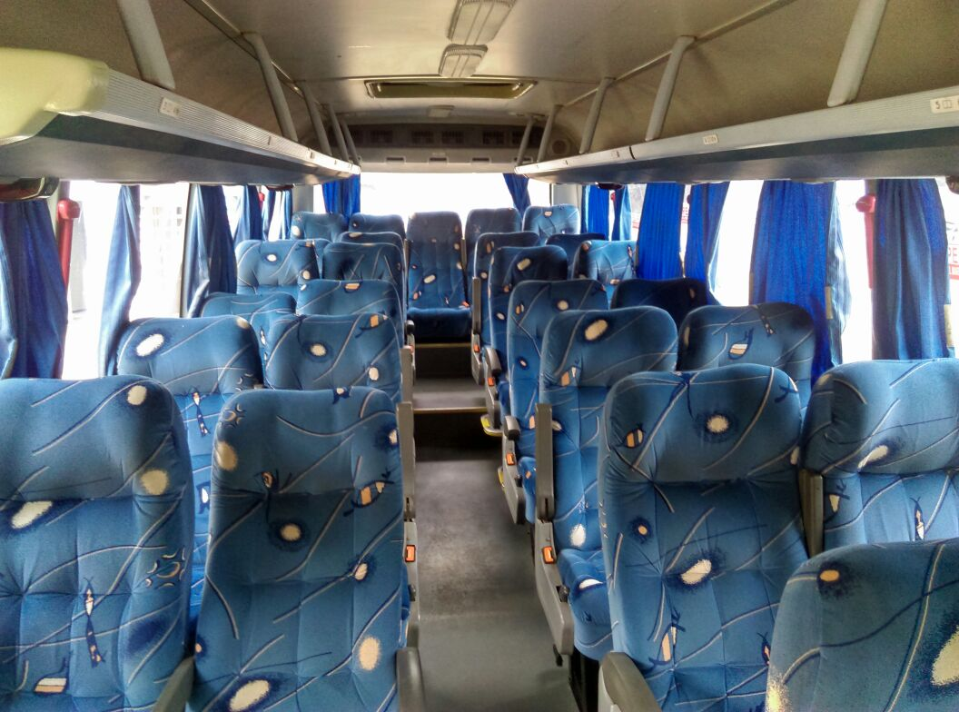 Nuevo Volare Touring Bus WA0005
