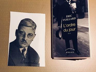 """Prix Goncourt 2017:""""Tous les jeunes gens devraient le lire""""."""