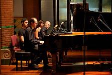 Palau de la Música (Sala d'Assaig del Orfeó Català) Miquel Villalba y Kiev Portella - 2013