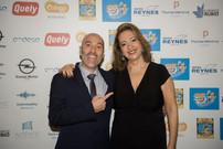Con Diana Font (Directora Onda Cero Menorca) © Paco Sturla