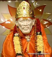 Statue - Sia Baba of Shirdi