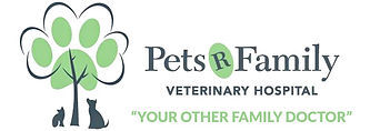 Pets R Family Veterinary Hospital Logo.j