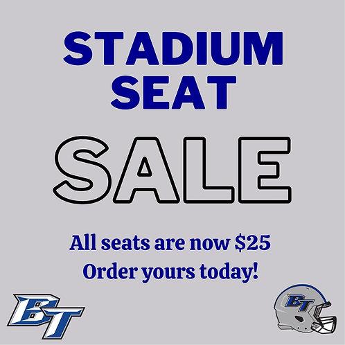 Reserved Stadium Seating