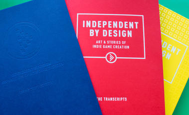 Independent By Design: Transcript Edition -  **Just 1 remaining!**