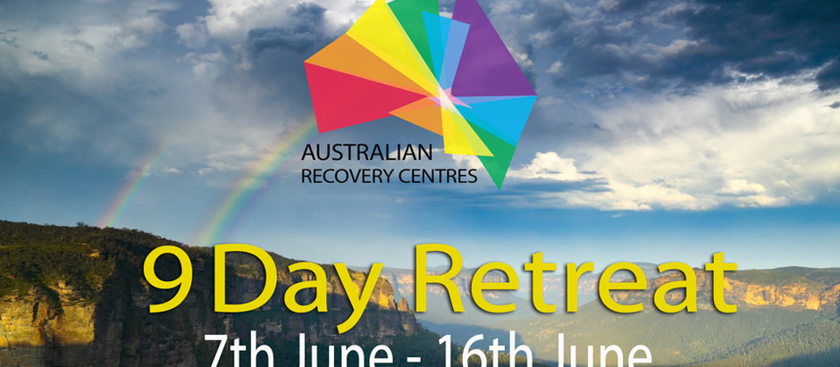 Recovery 9 day intensive program