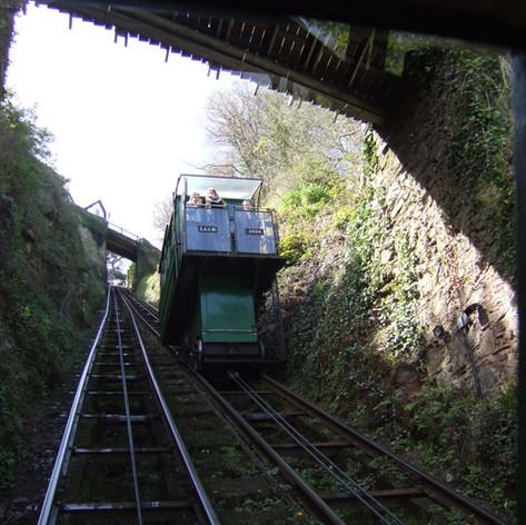 Lynton & Lynmouth Cliff Railway