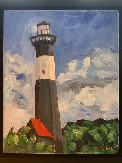Tybee Lighthouse by Deb Palmer
