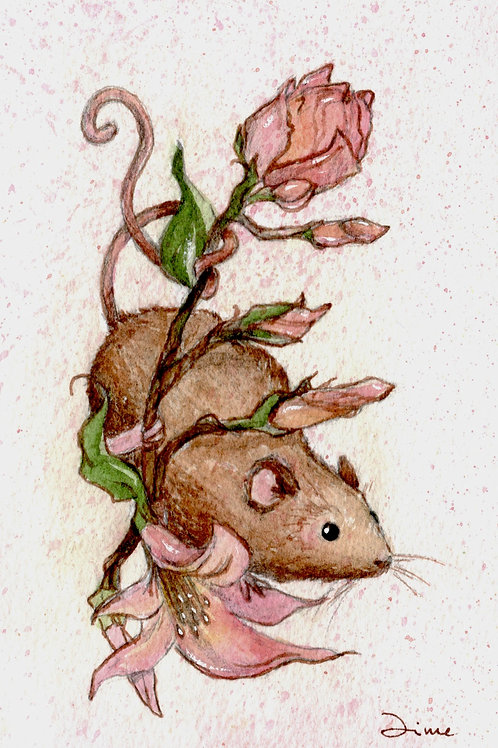 Jime Wimmer - Harvest Mouse