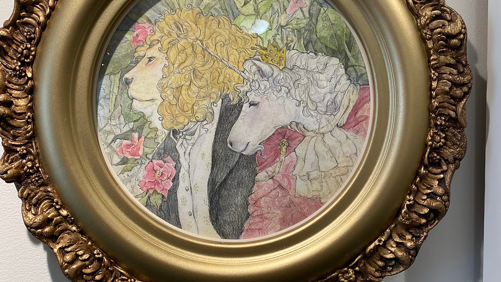 Lion and Unicorn, Riddles