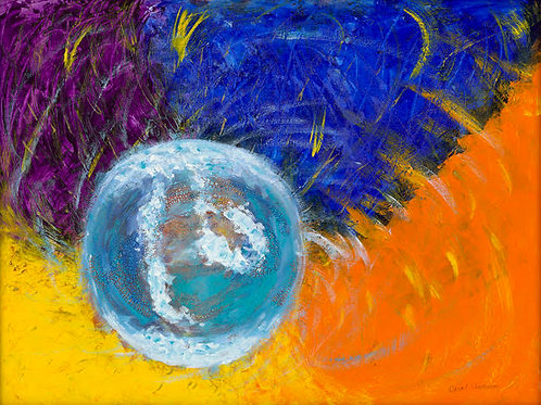 Carol Anderson, Immense Creation