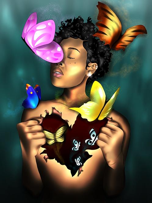 Butterflies by Cierra Marion
