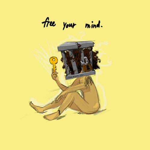 Free Your Mind by Cierra Marion