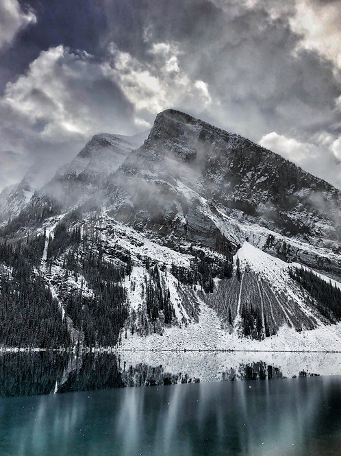 Banff National Park Reflections by Molly Cusick