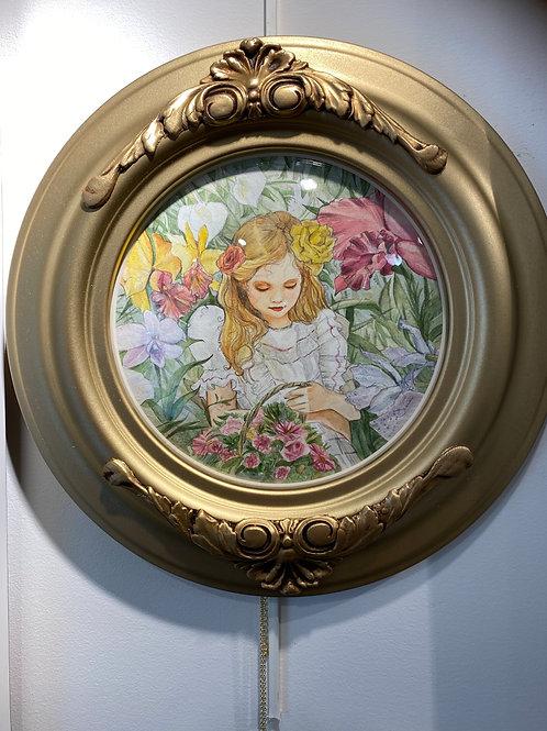 Alice Among the Flowers
