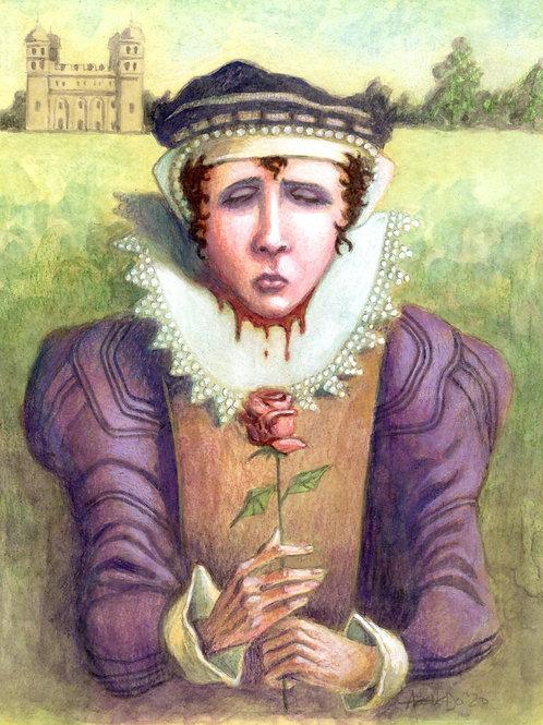 Lino Azevedo, The Fate of Anne Boleyn