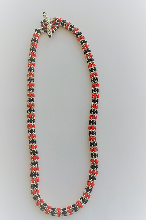 Daydreamer Beaded Necklace