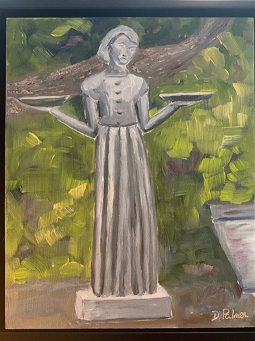 Bird Girl by Deb Palmer