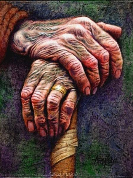 Hands by Lino Azevedo