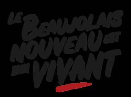 Beaujolais Nouveau Vivant Logo