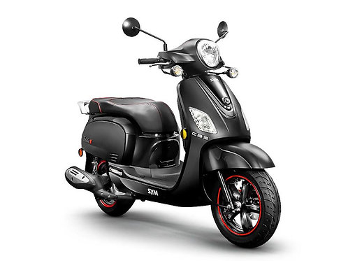 NEW SYM FIDDLE 50cc BLACK