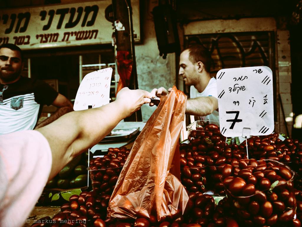 carmel market _ Tuesday 11