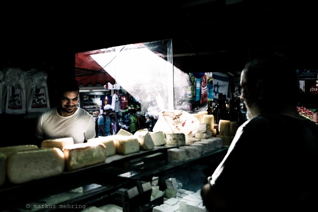 carmel market _ Tuesday 12