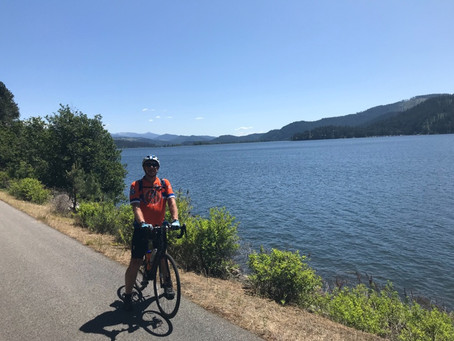 Day 10 – Woah, beautiful Idaho!