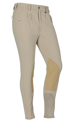 Shires Stratford Performance Breeches in Beige