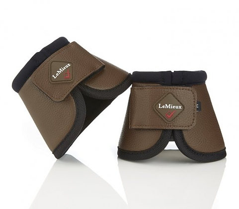 LeMieux Leather ProForm Over-Reach Boots