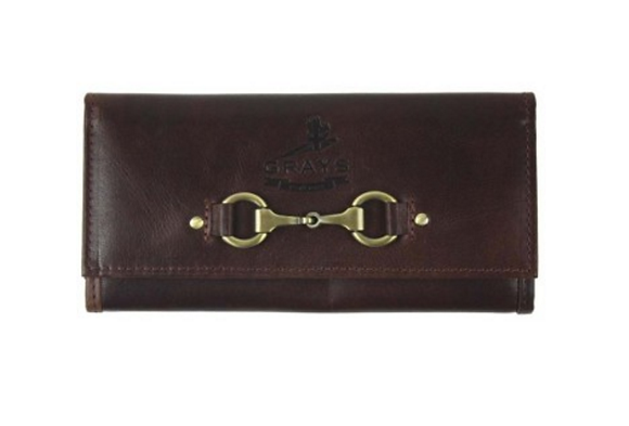Grays Lily Purse in Leather