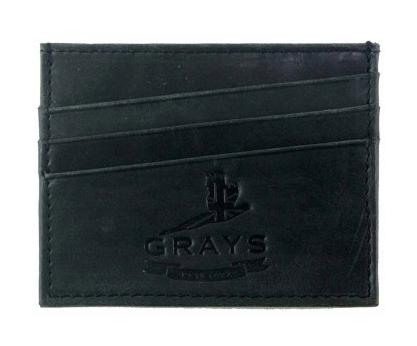 Grays Ralph Card Slip in Black