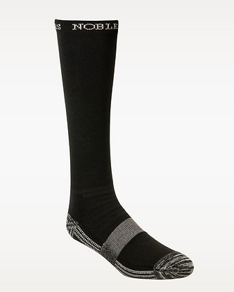 Noble Outfitters Boot Sock Over the Calf in Black