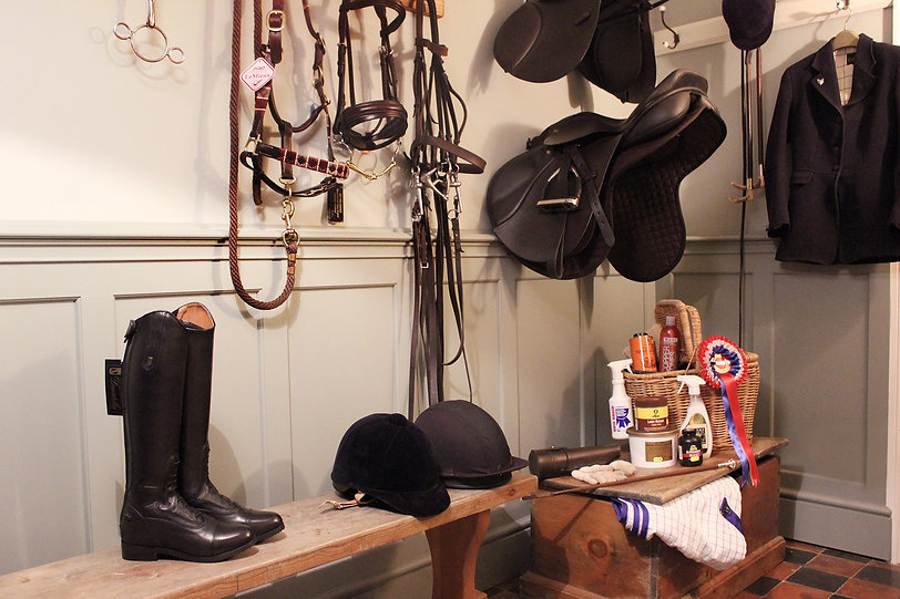 Rimell Saddlers Cotswold Equestrian Shop
