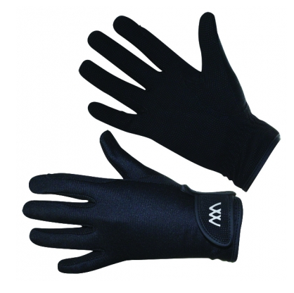 Woofwear Connect Riding Glove in Black